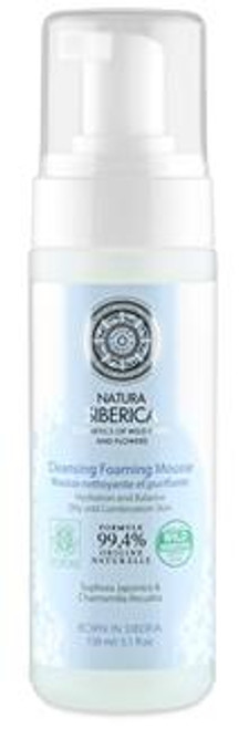 Natura Siberica Cleansing Foaming Mousse