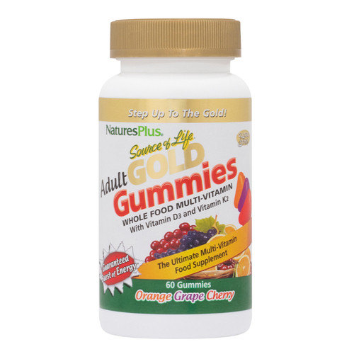 Source of Life GOLD Adult Multi Gummies