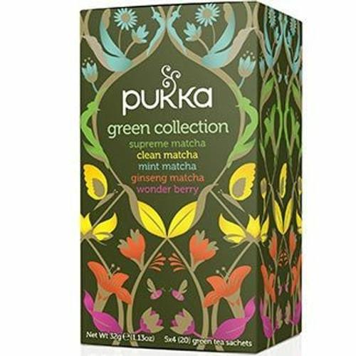 Pukka Green Collection Tea