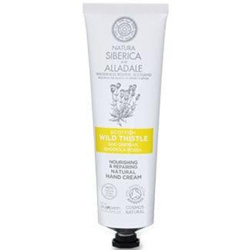 Natura Siberica Alladale Nourish and Repair Natural Hand Cream