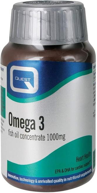 Quest Omega 3 1000mg