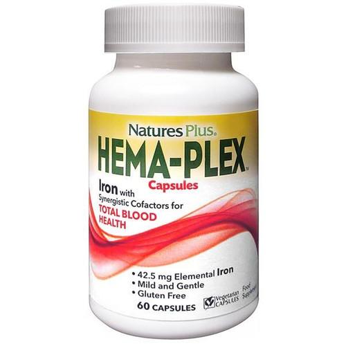 Natures Plus Hema-Plex