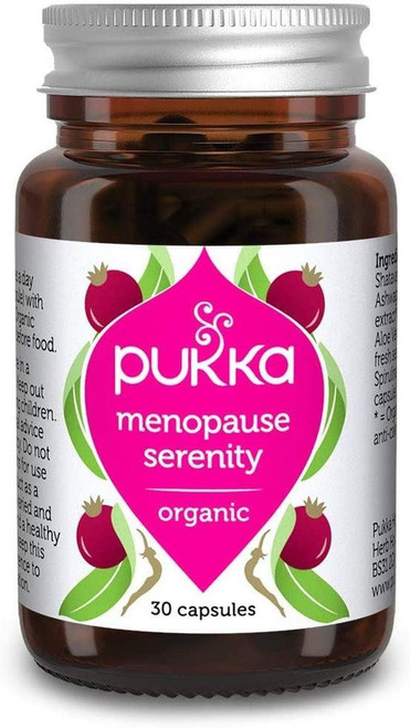 Pukka Menopause Serenity