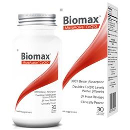 Coyne Healthcare Biomax MicroActive CoQ10