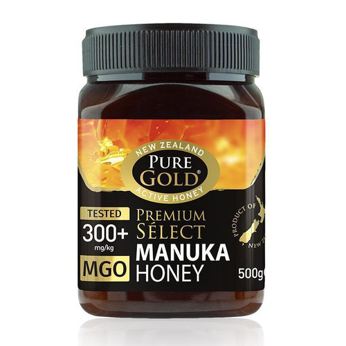 Pure Gold Manuka Honey 300 MGO