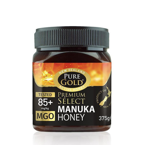 Pure Gold Manuka Honey 85 MGO