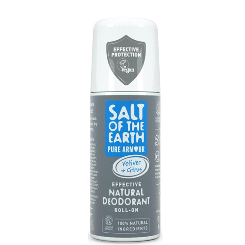 Salt of the Earth Pure Armour Vetiver and Citrus Roll-On