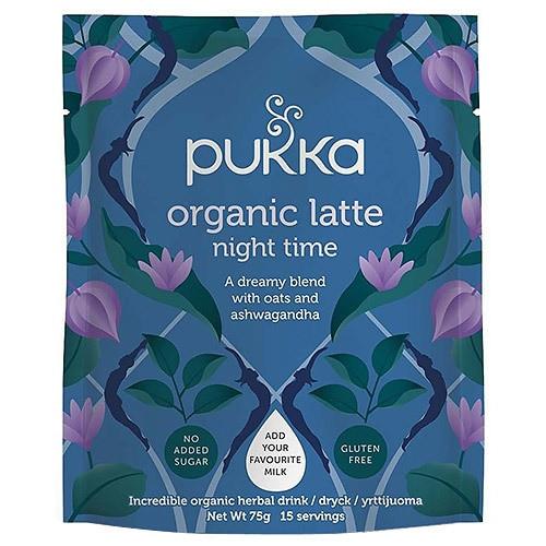Night Time Latte.