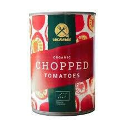 Locavore Chopped Tomatoes