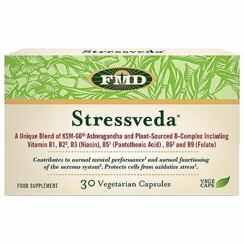 FMD Stressveda - Vegetarian Capsules