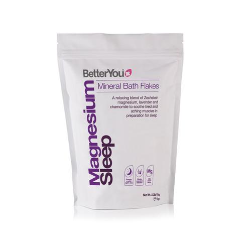 Magnesium Sleep Bath Flakes