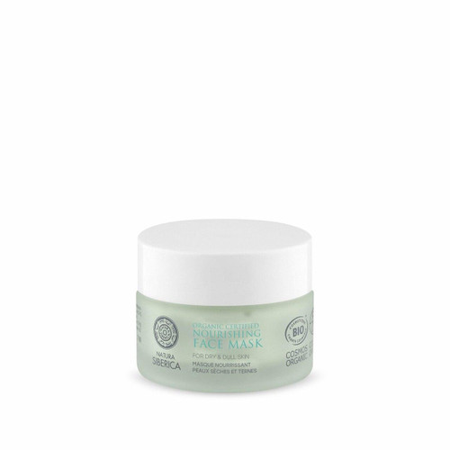 Natura Siberica Nourishing Face Mask for dry and dull skin