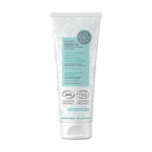 Revitalising Face Scrub for dry and dull skin