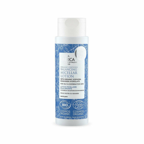 Natura Siberica Balancing Micellar Lotion for oily and combination skin