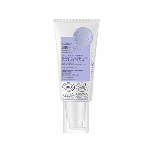 Protective Moisturising Day Face Cream for sensitive skin