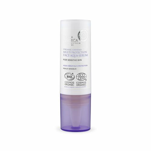 Multi Protection Face Aqua-Serum for sensitive skin