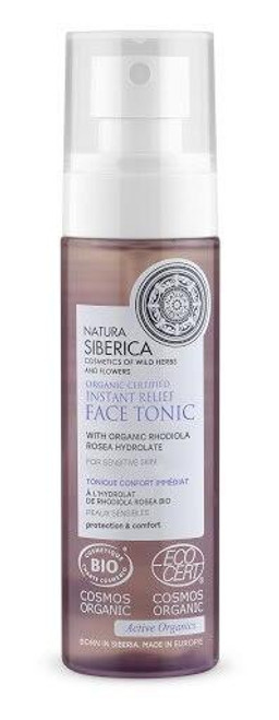 Natura Siberica Instant Relief Face Tonic for sensitive skin