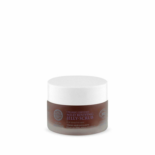 Natura Siberica Mild Reviving Jelly-Scrub for sensitive skin