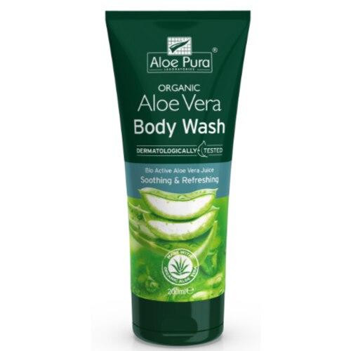 Aloe Pura Organic Aloe Vera Body Wash