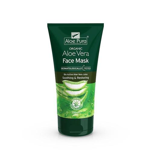 Aloe Pura Organic Aloe Vera Face Mask