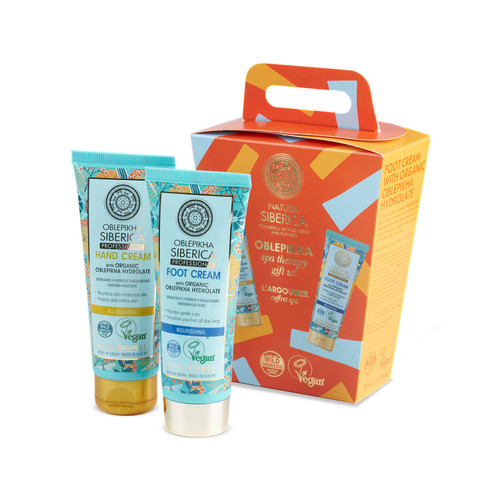 Oblepikha Spa Therapy Gift Set