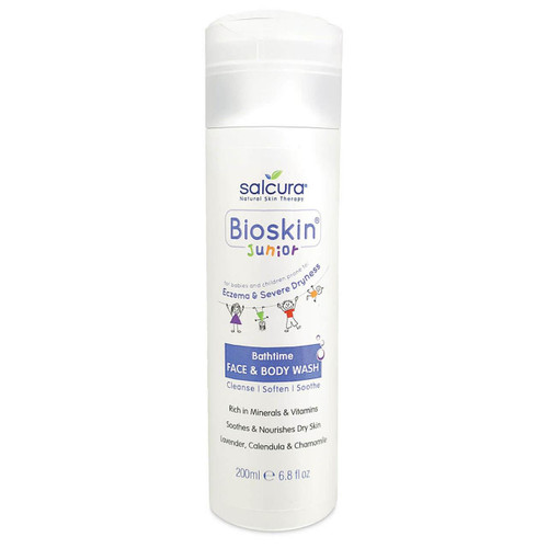 Salcura Bioskin Junior Face and Body Wash