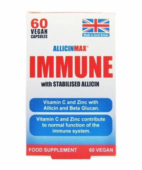 Allicin Max Allicin Max Immune 60s