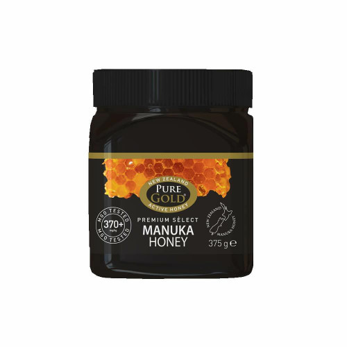 Pure Gold Manuka Honey 370 MGO