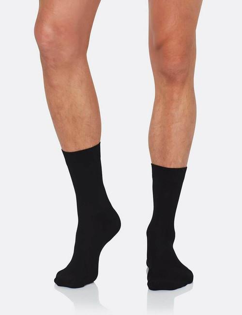 Boody Mens Business Sock - Black