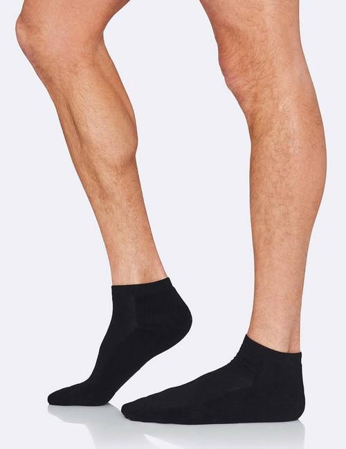 Boody Mens Sport Sock - Black