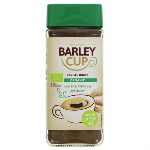 Barleycup Organic Instant Cereal Drink