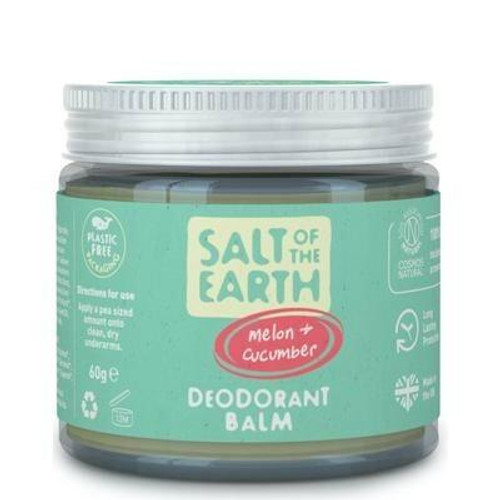 Salt of the Earth Melon and Cucumber Natural Deodorant Balm