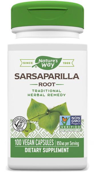 Natures Way Sarsaparilla Root
