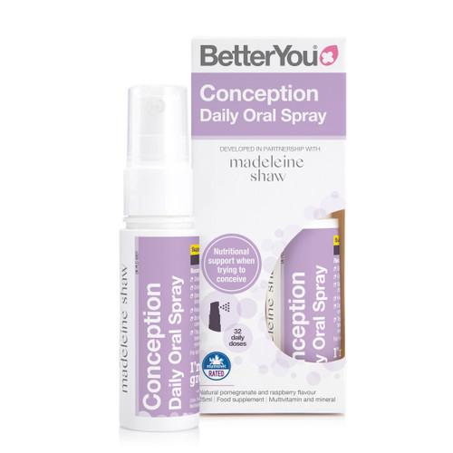 BetterYou Conception Oral Spray
