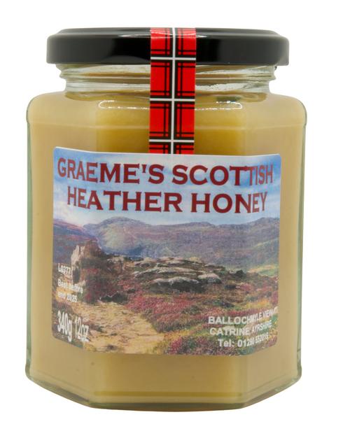 Graeme's Heather Honey