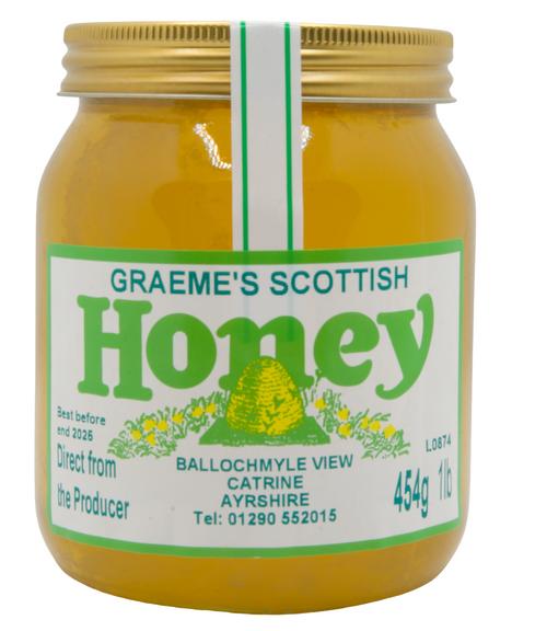 Graeme's Clear Honey