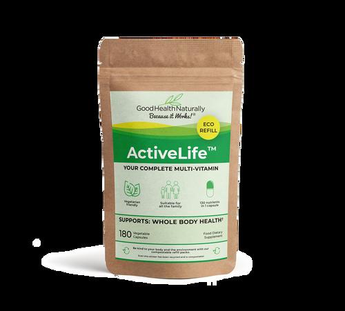 Good Health Naturally ActiveLife Refill
