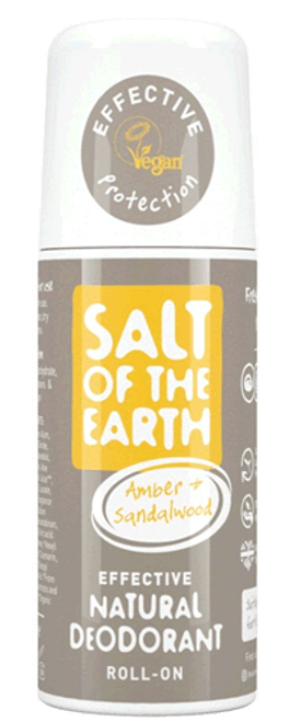Salt of the Earth Amber & Sandalwood roll on