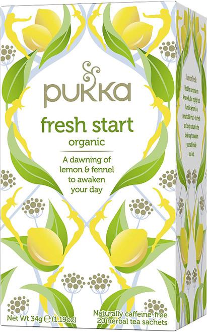 Pukka Fresh Start Tea