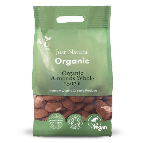 Just Natural Organic  Almonds