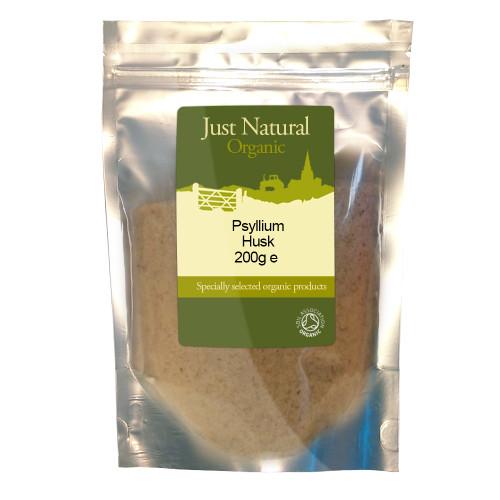 Just Natural Organic Psyllium Husk