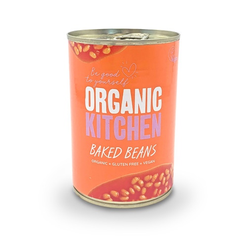 Organic Kitchen Organic Baked Beans