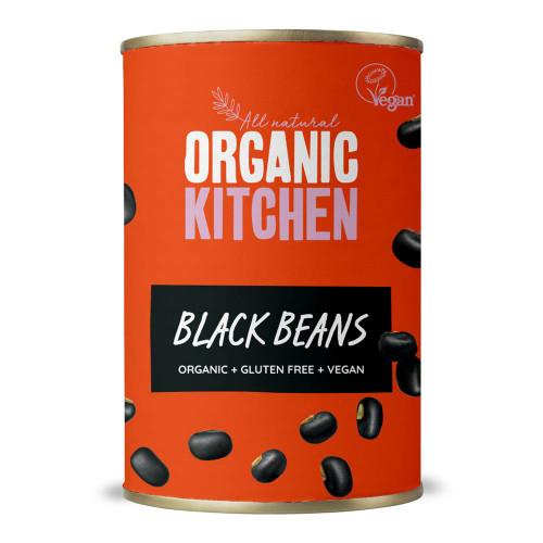 Organic Kitchen Black Beans