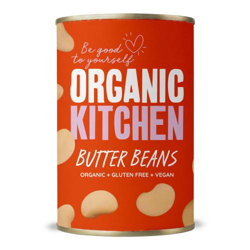 Organic Kitchen Organic Butter Beans
