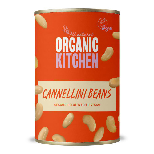 Organic Kitchen Organic Cannellini Beans