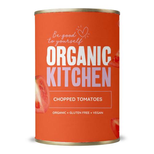 Organic Kitchen Chopped Tomatoes