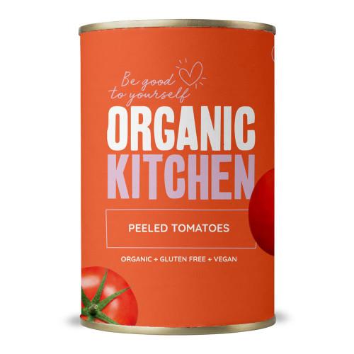 Organic Kitchen Organic Peeled Tomatoes