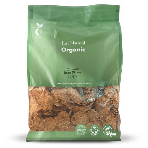 Just Natural Organic Bran Flakes