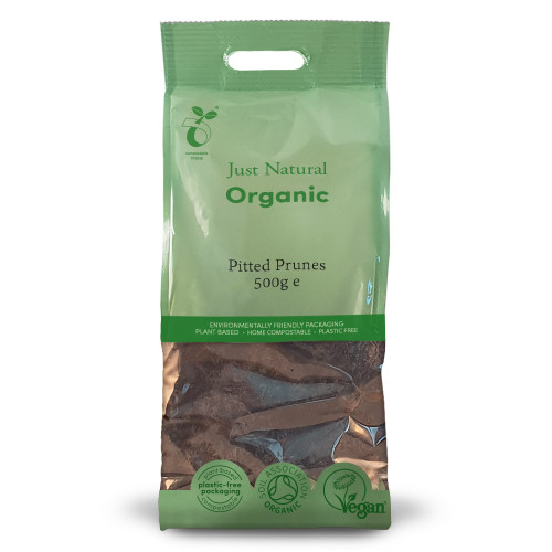 Just Natural Organic Pitted Prunes