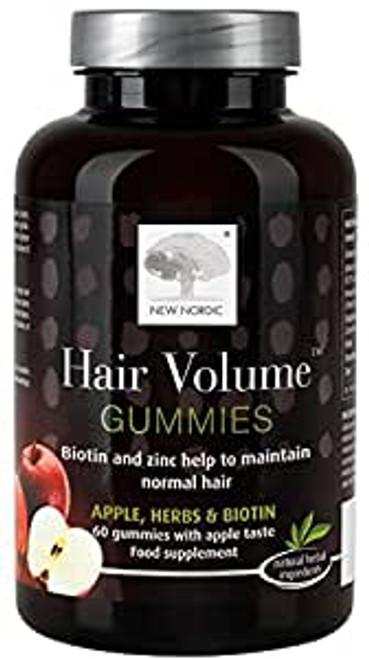 New Nordic Hair Volume Gummies